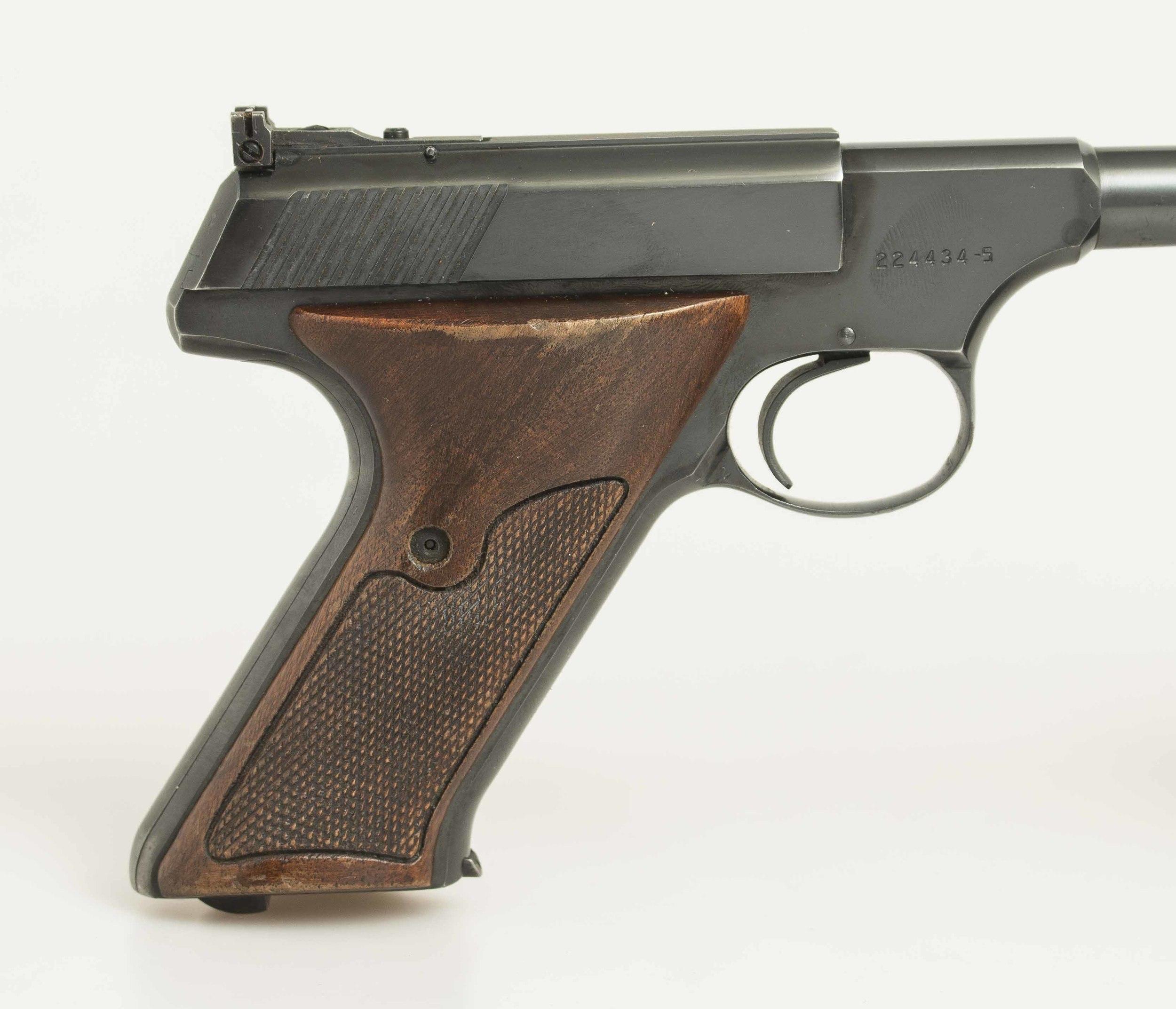 Colt Woodsman  22 Pistol in original Colt Box with paperwork