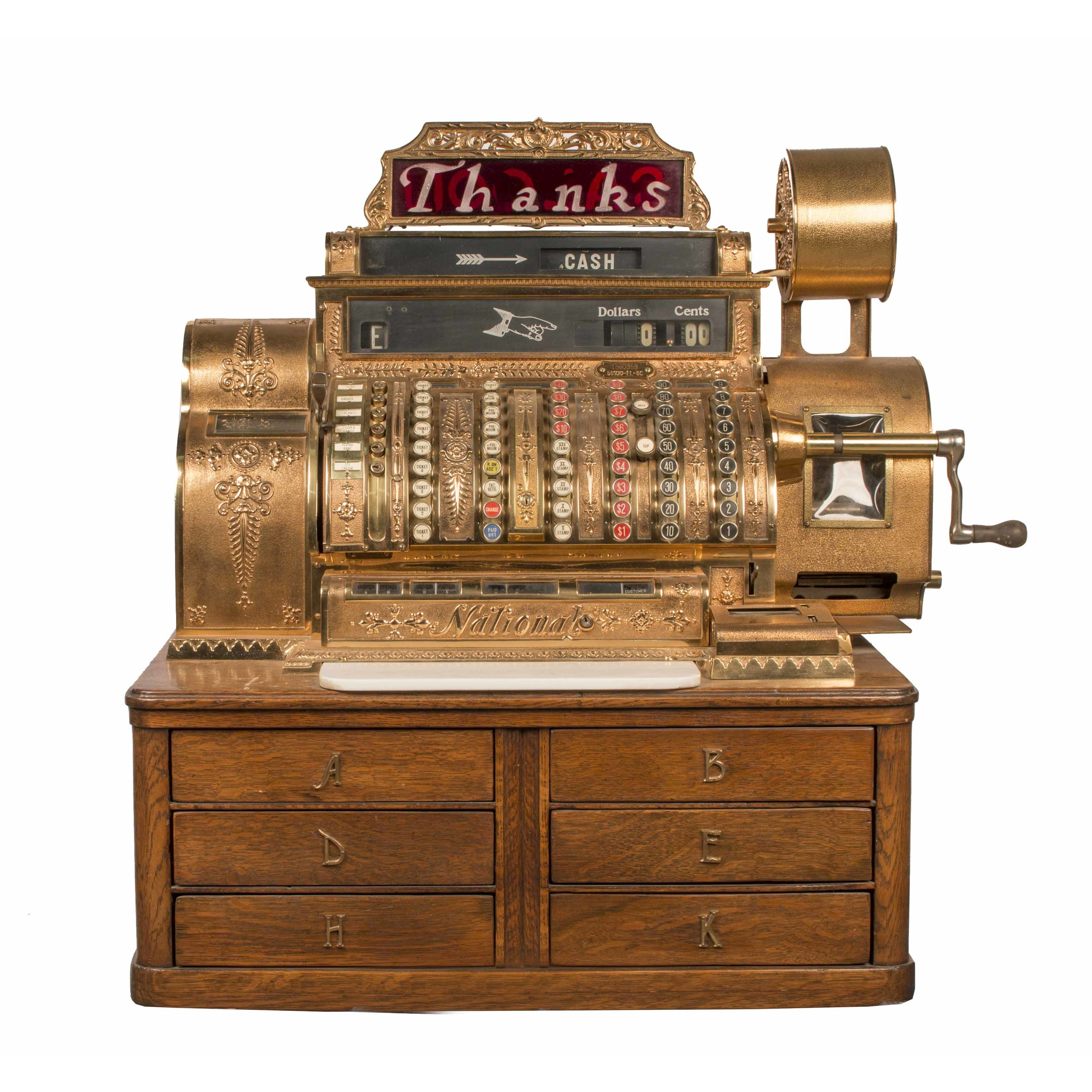 National Cash Register | Witherell's Auction House