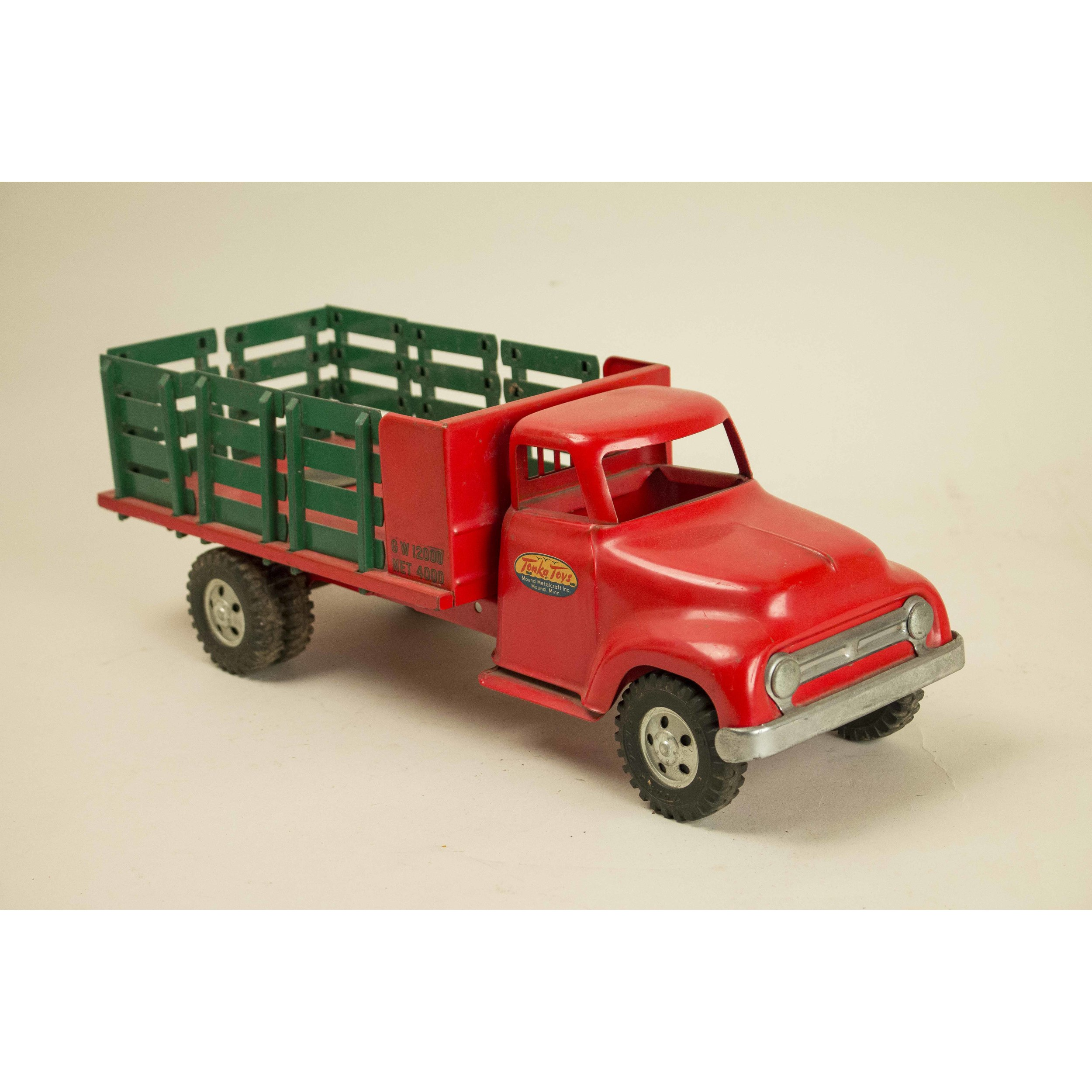 Tonka Farm Truck | Witherell's Auction House