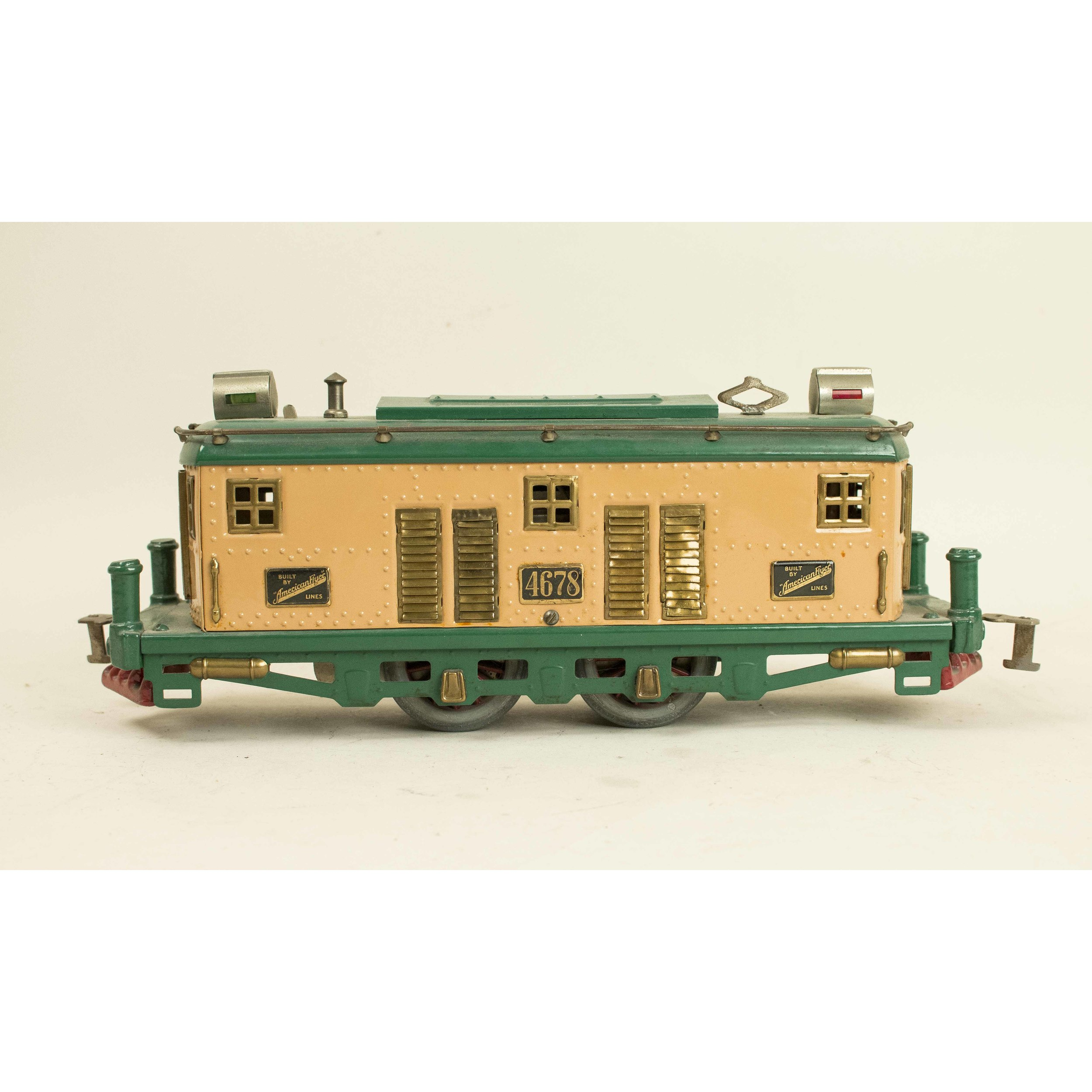 American Flyer Standard Gauge Freight Train Witherell S