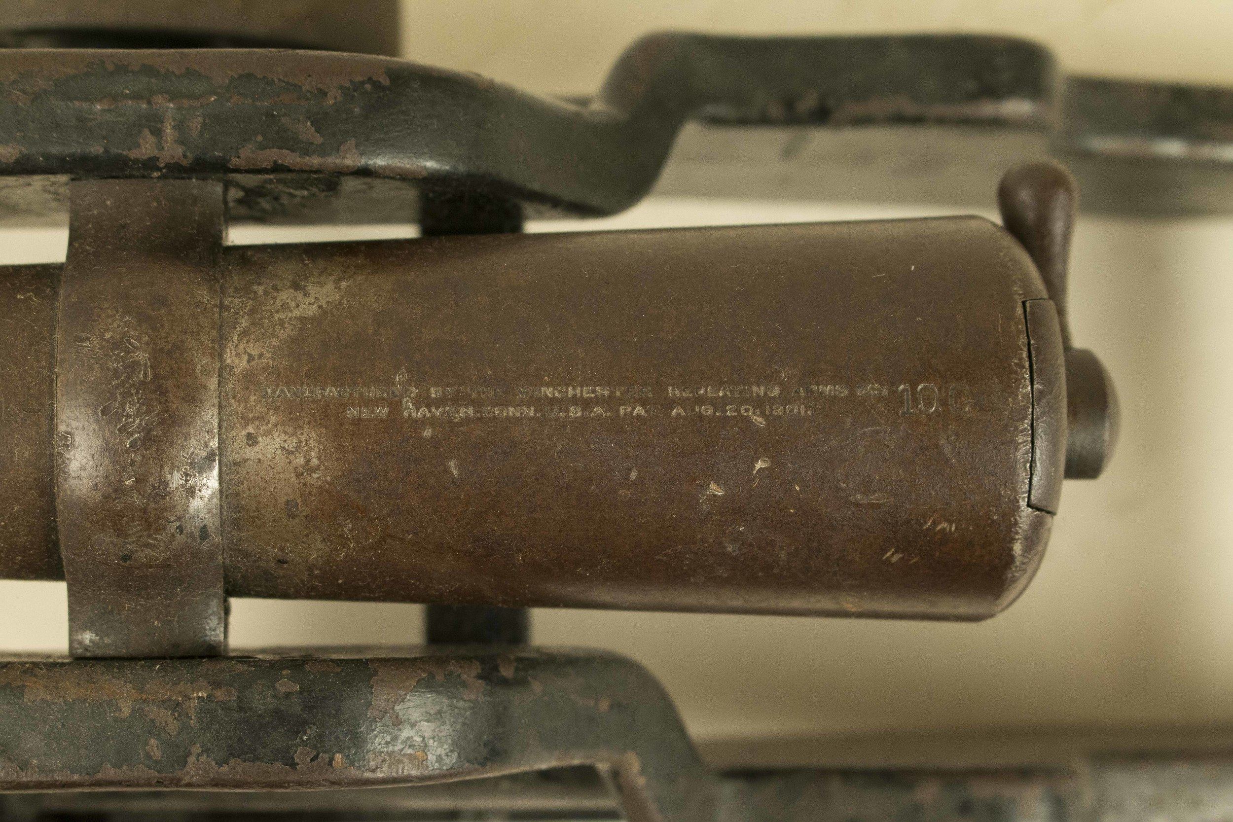 Winchester Signal Cannon   Witherell's Auction House