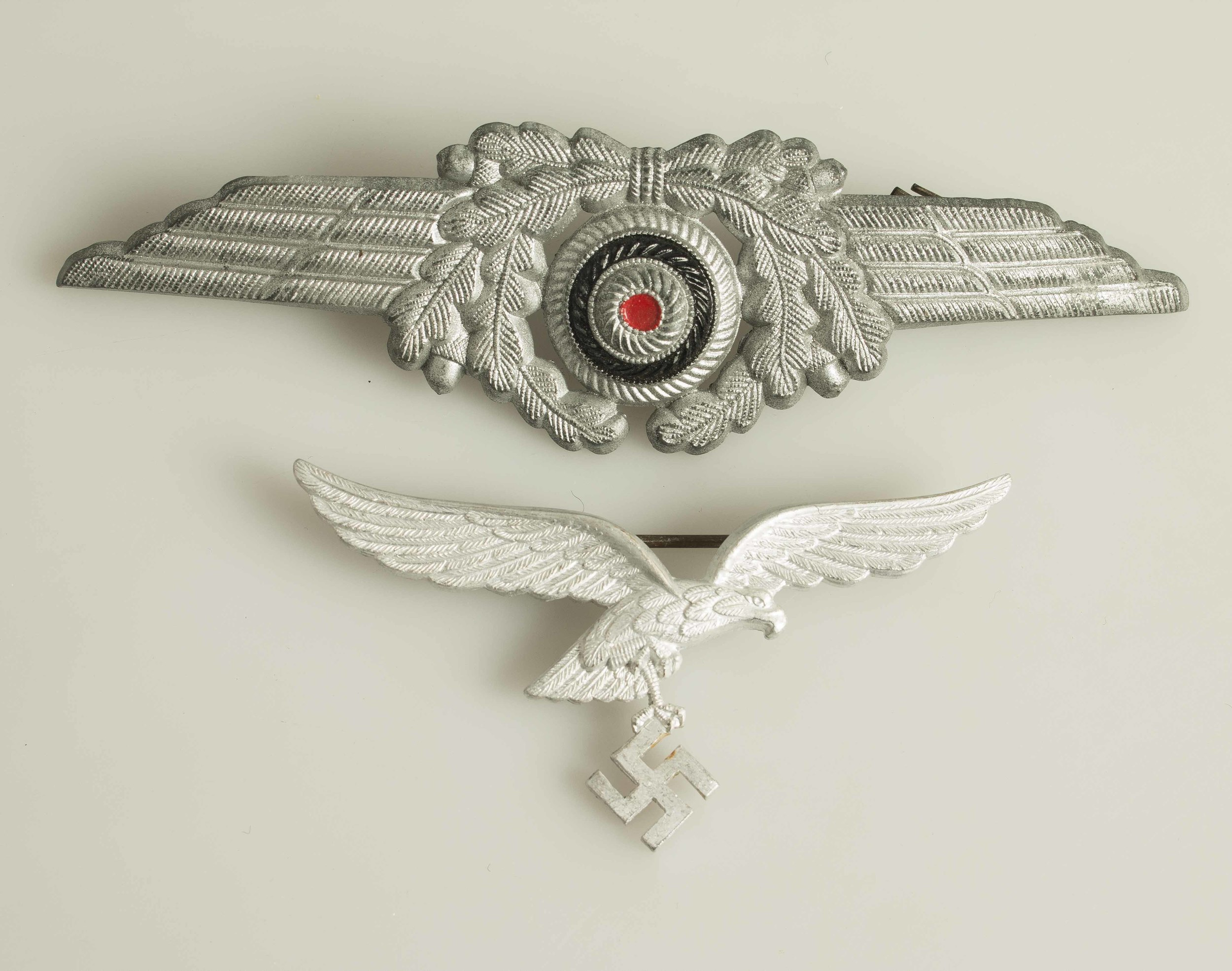 German WWII Luftwaffe and Gallantry Medals and Badges