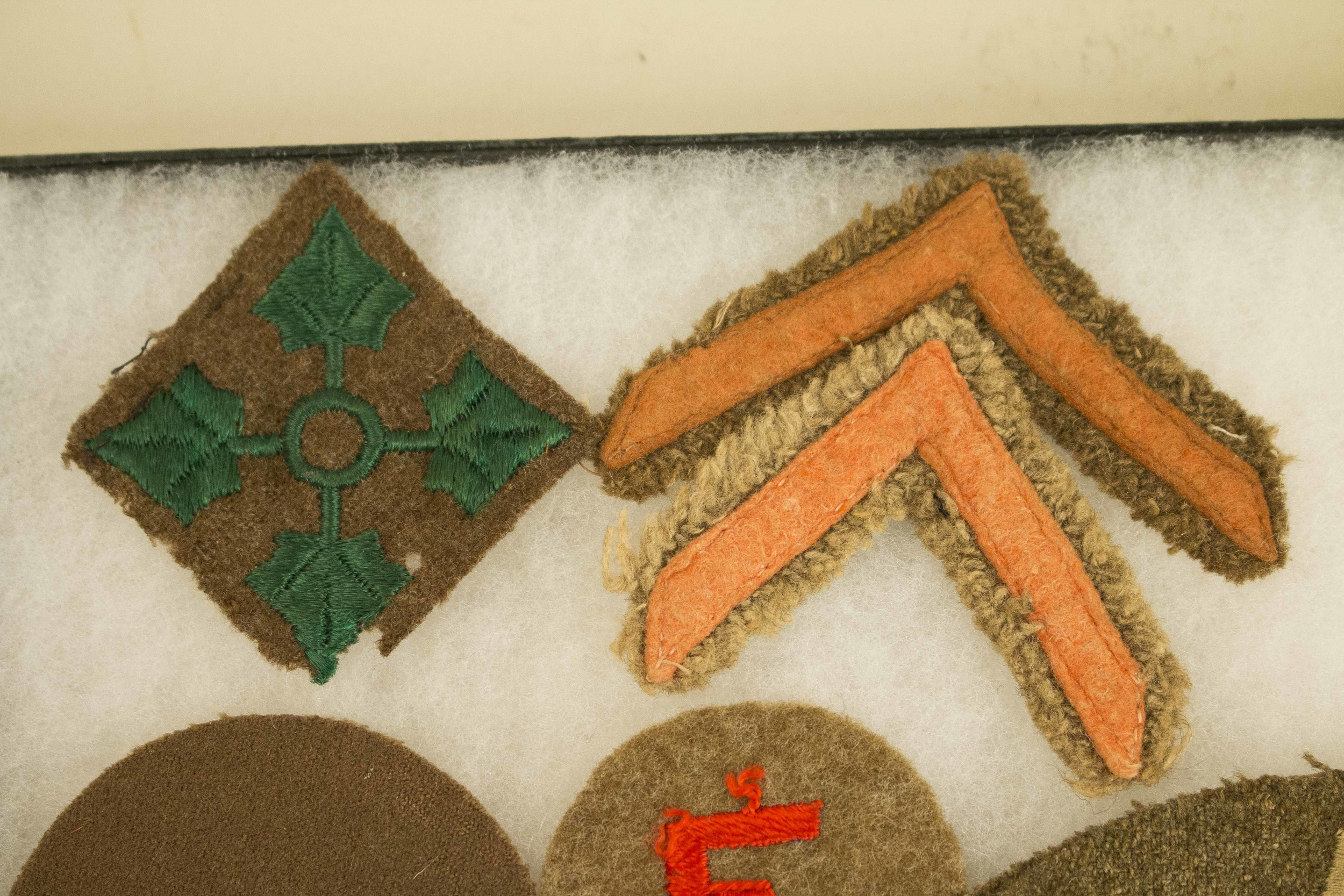 US WWI Patches and Insignia   Witherell's Auction House