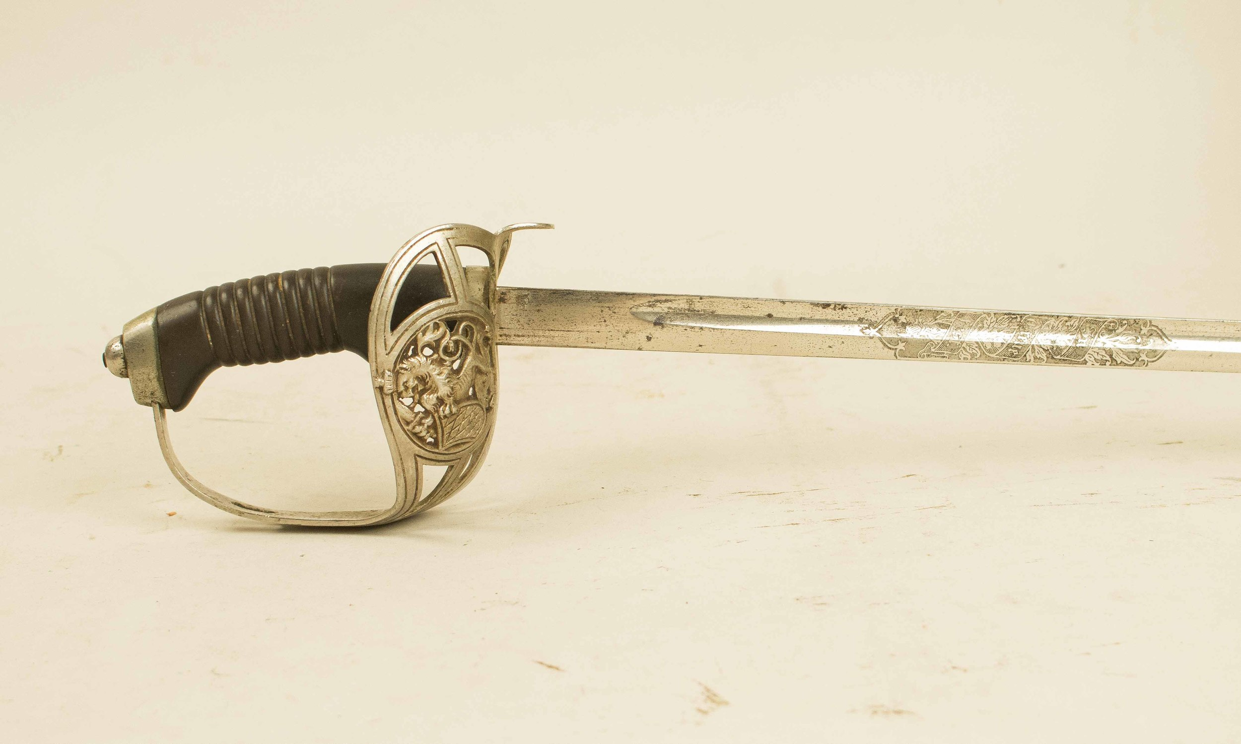 3 imperial german swords cavalry saber 1889 cavalry sword and