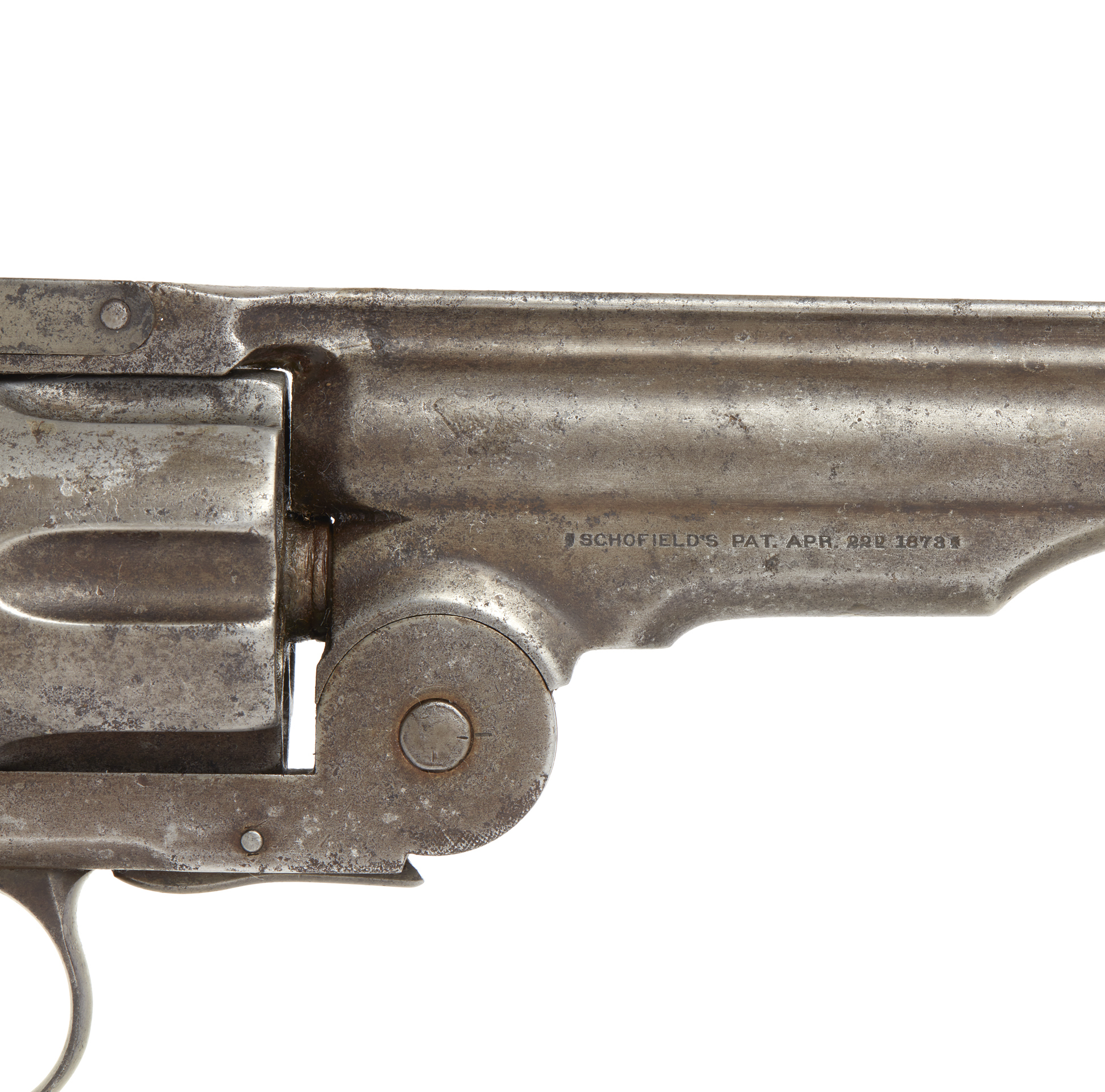 Smith And Wesson Model 3 Schofield 2nd Model