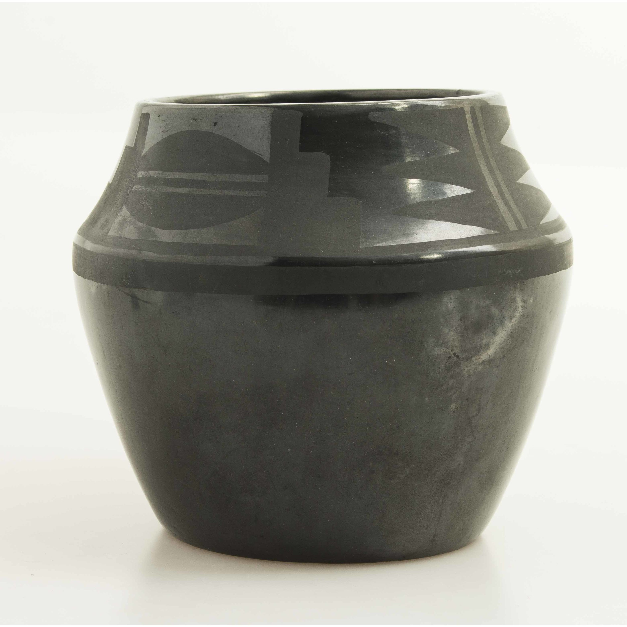 San Ildefonso Pot, Tonita Roybal (1892-1945) | Witherell's ...