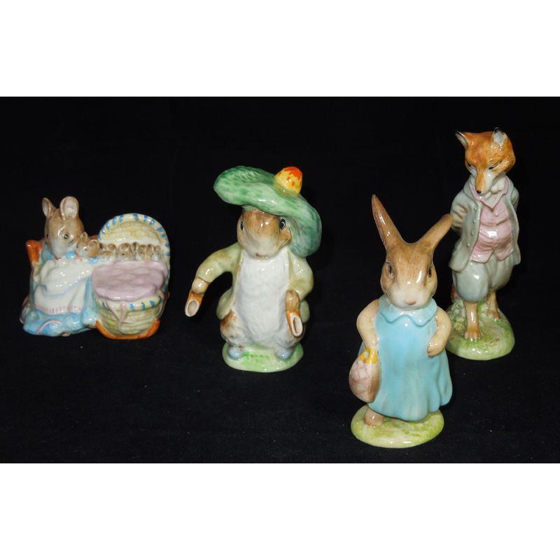Beatrix Potter Figurines