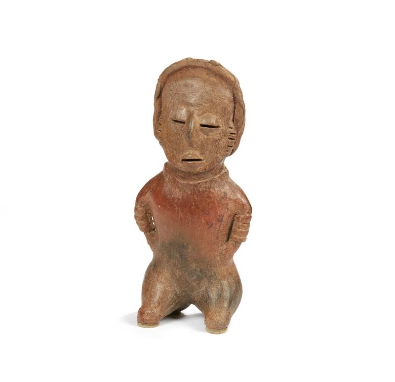 Colima, West Mexico Figure, circa 200 BCE – 250 CE