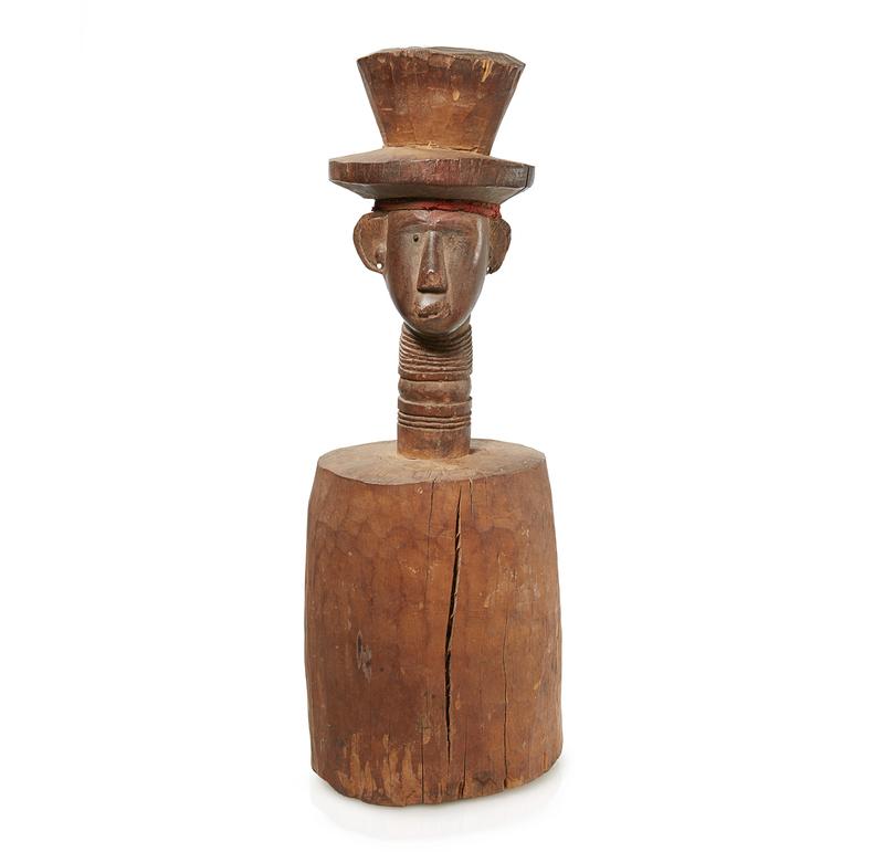 Guinea Bissau Altar Figure