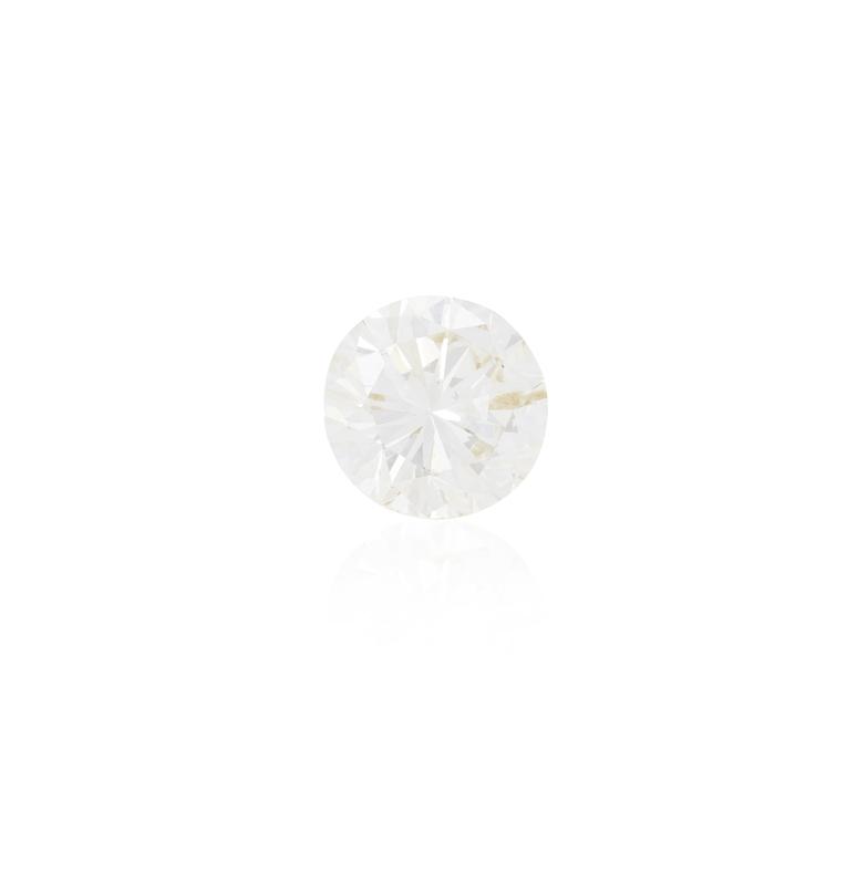 Round Brilliant 1.43 carat Diamond