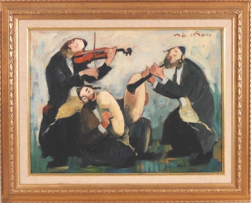 3 Jolly Musicians