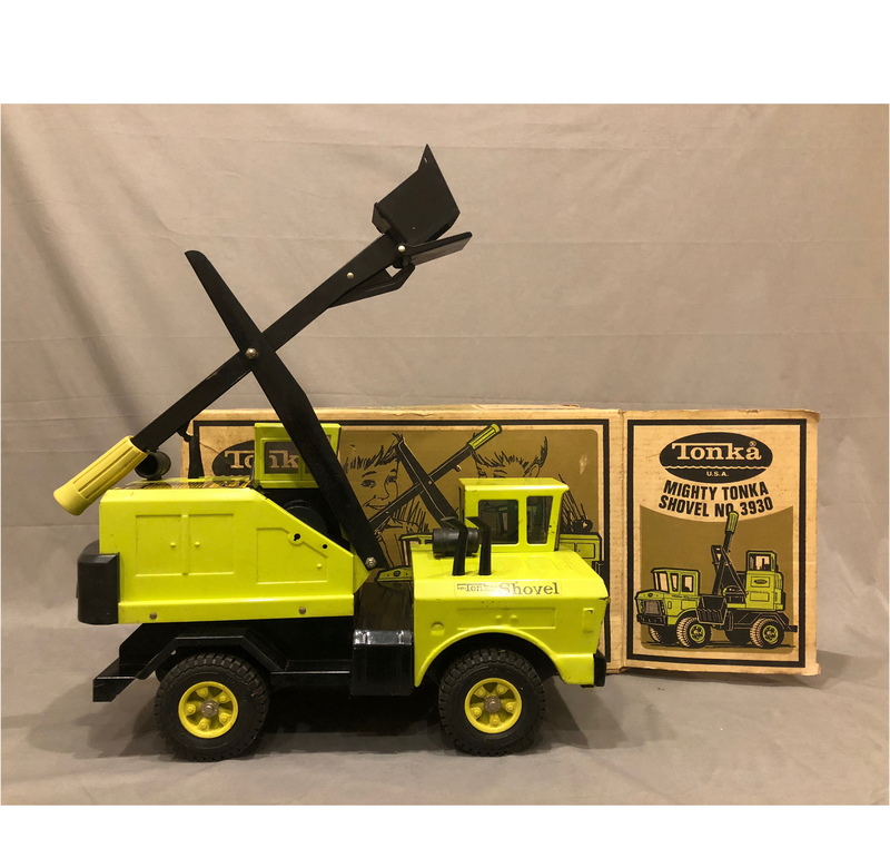 Mighty Tonka Shovel No.3930