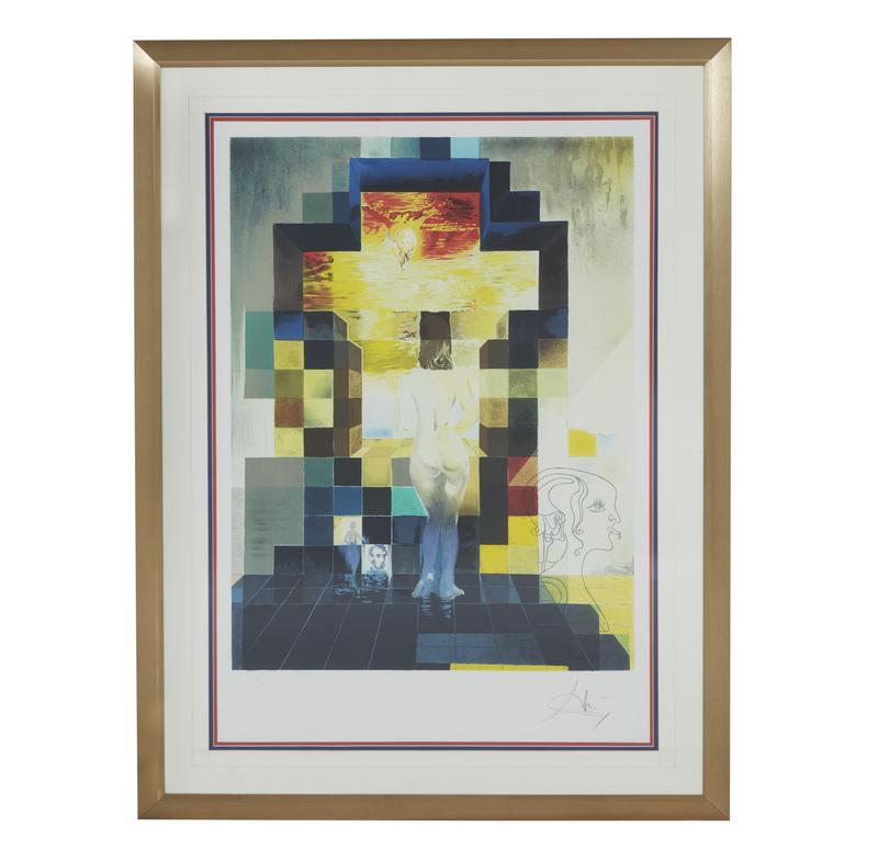 Print, after Salvador Dali (1904-1989),