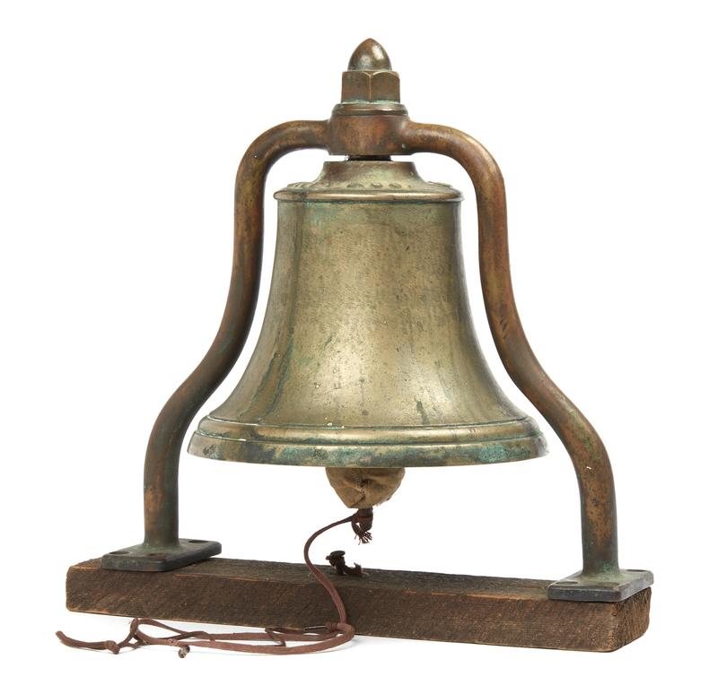 W.T. Garratt & Co. Bronze Ship's Bell