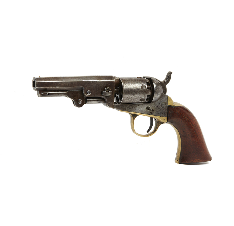 Colt 1849 Pocket Revolver