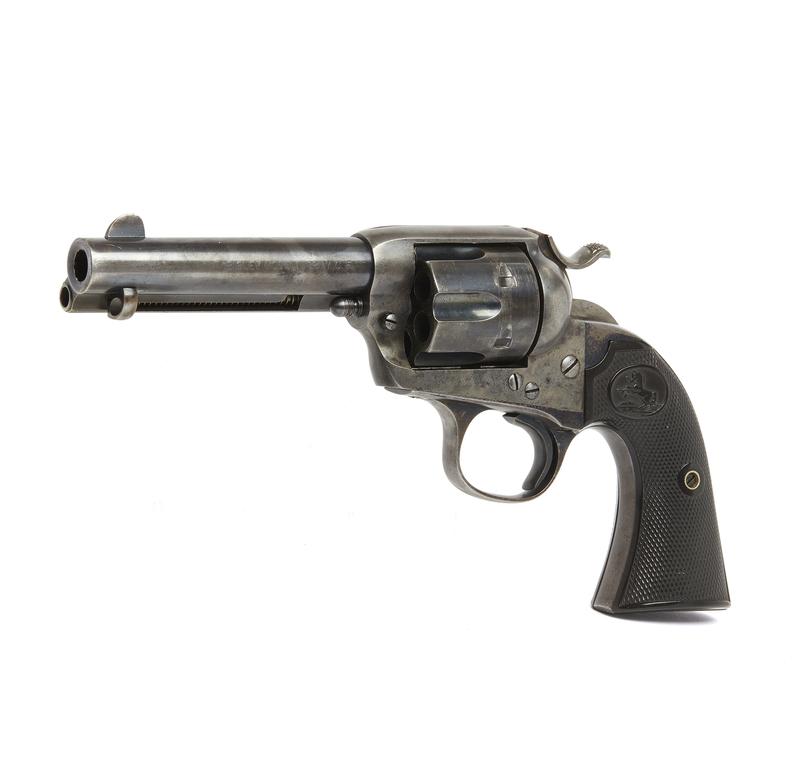 Colt Bisley Single Action Revolver (Modern)