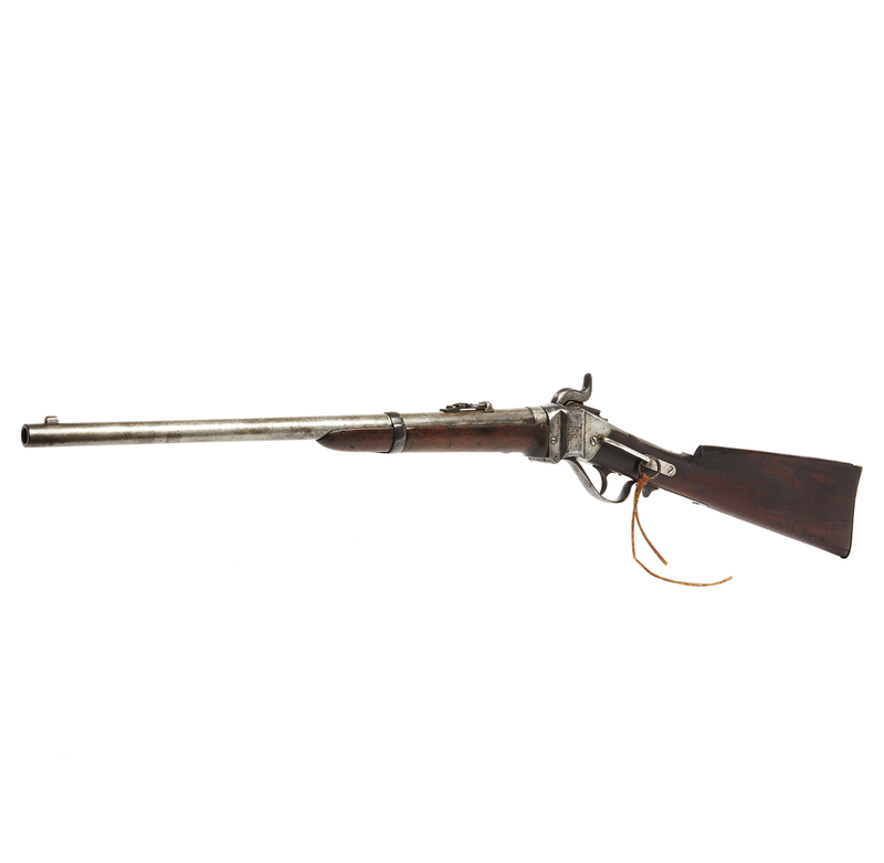 Sharps Model 1863 Percussion Carbine