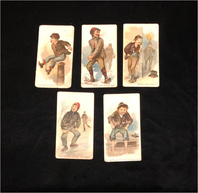 Duke's Cigarettes Cards