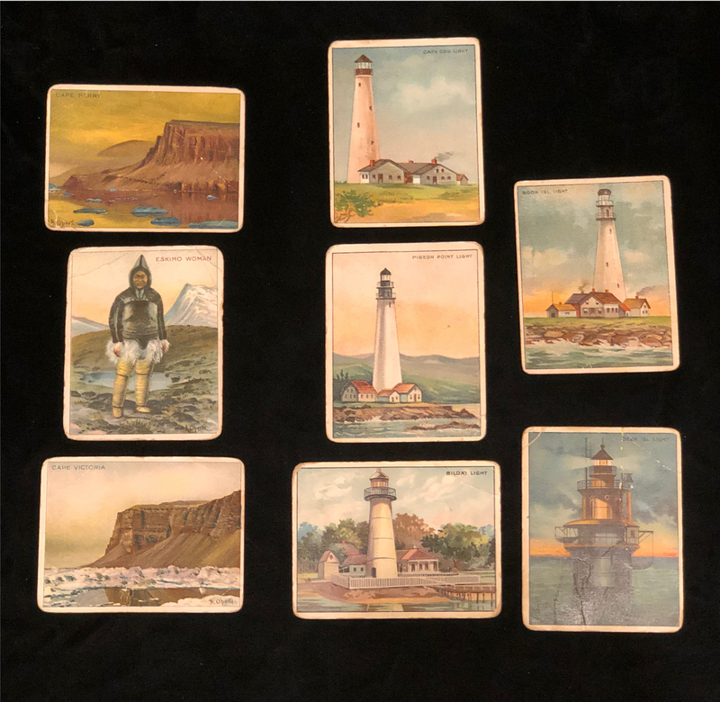 Hassan Cigarette Cards