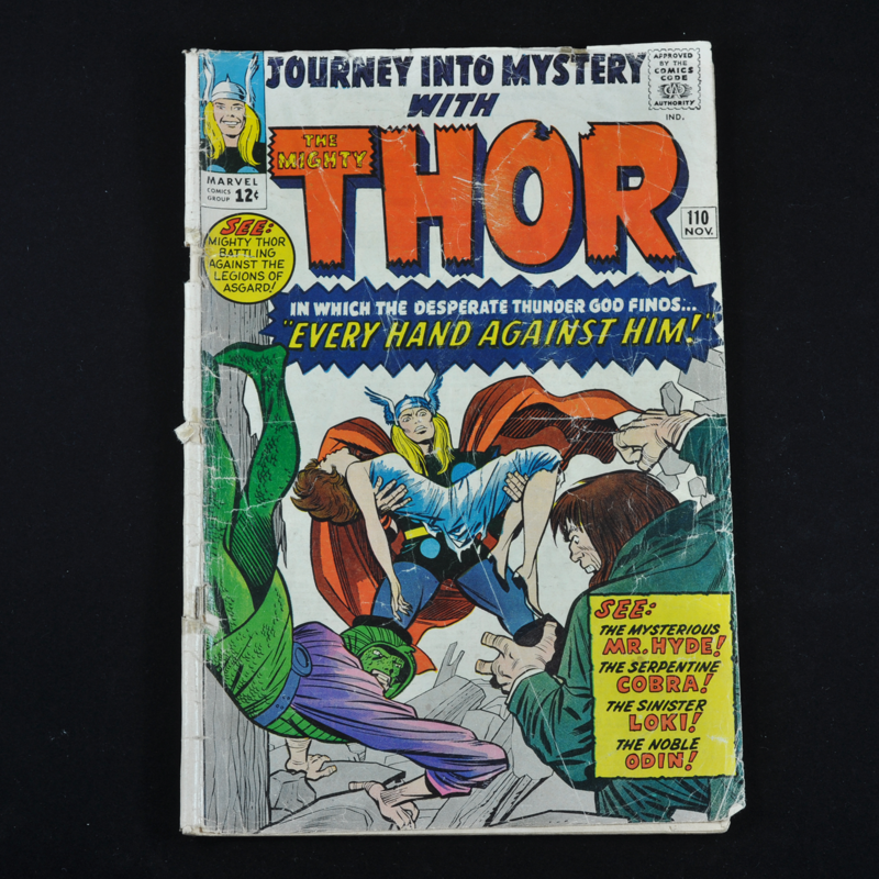 Marvel's Journey into Mystery Collection (1964-1965) - Group of Five