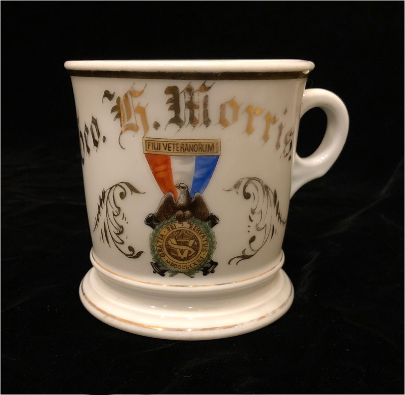 Sons of Union Veterans of the Civil War Shaving Mug