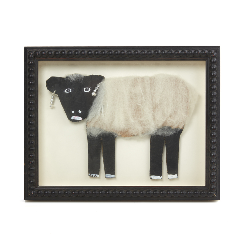 Mamie Deschillie (1920 - 2010) Baby Black Sheep