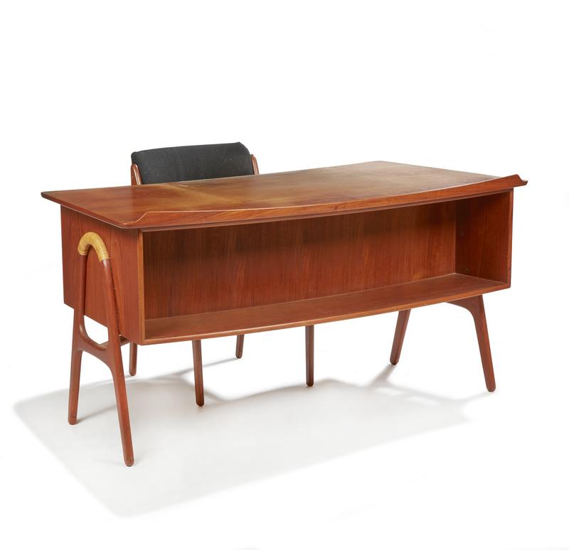 Mid-Century Danish Modern Desk