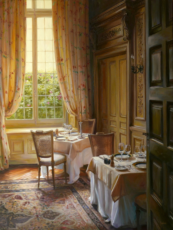 Afternoon Glow of Provence