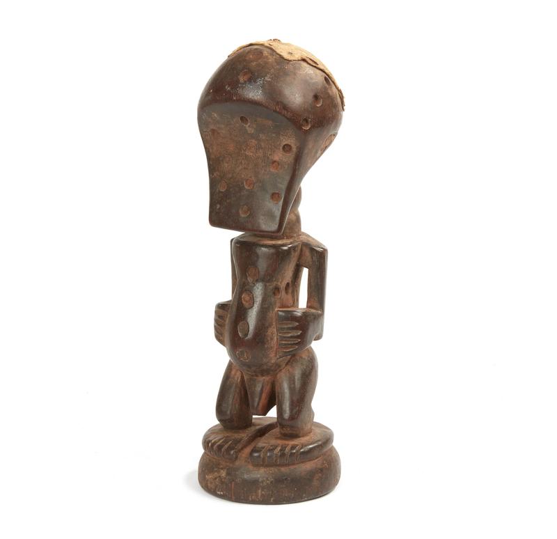 Songye Wood Figure