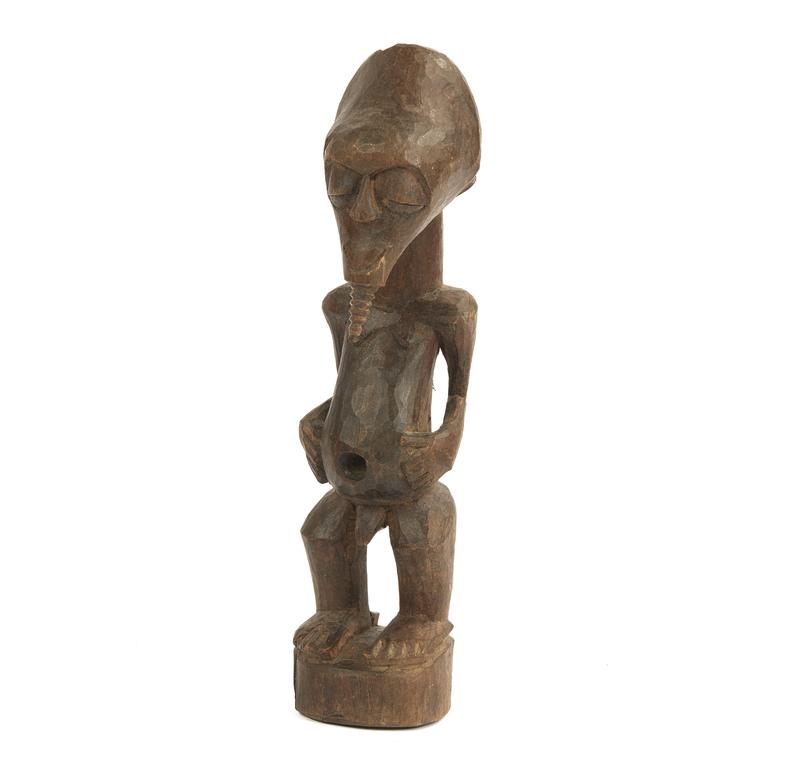 Songye Standing Wood Figure