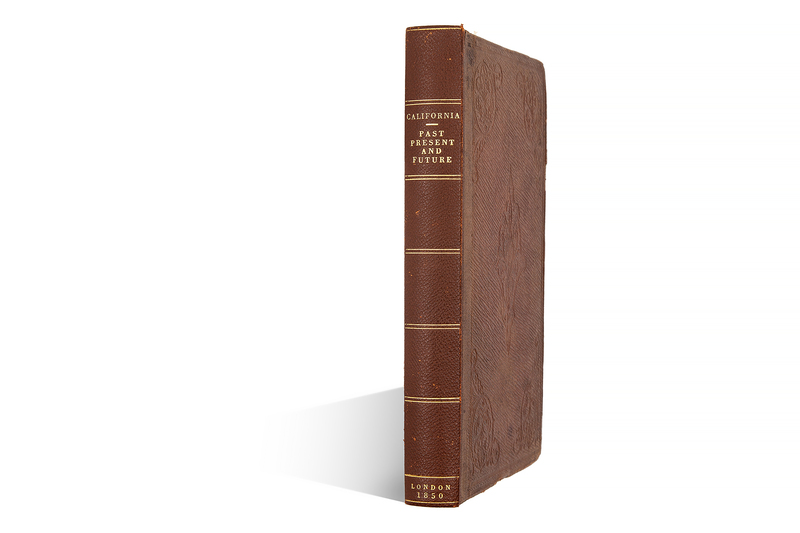 G.A. Fleming, The Emigrant's Guide to the Golden Land & California: Its Past History