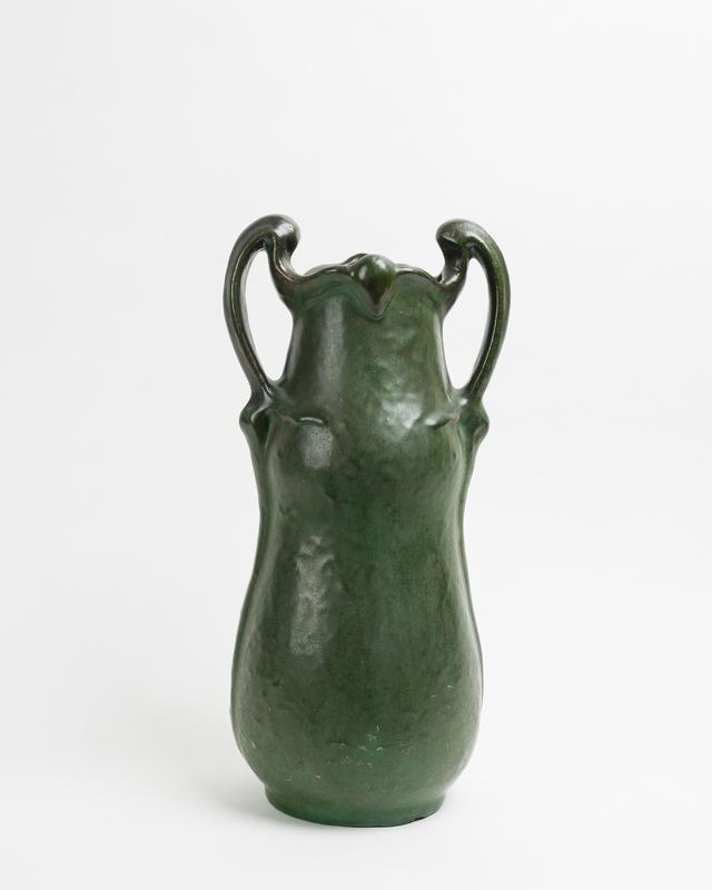 """WELLER """"SICARD"""" Art Nouveau Vase"""