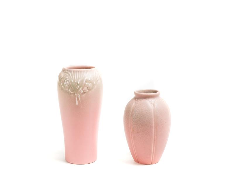 ROOKWOOD Baluster Neck Vase and