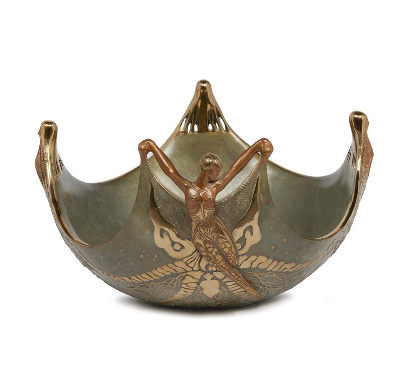 Romain De Tirtoff, Erte (1892-1990) Bronze