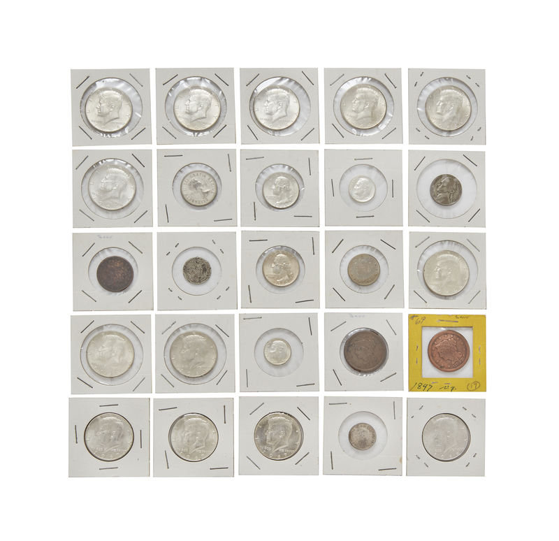 Assorted U.S. Silver and Non Silver Coins