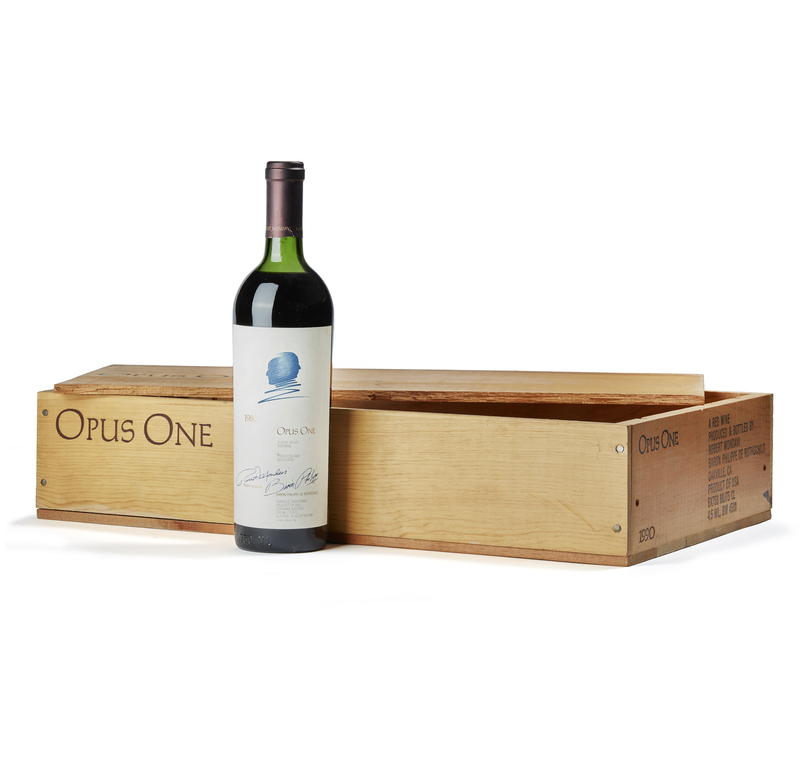 1988 Opus One Red Wine