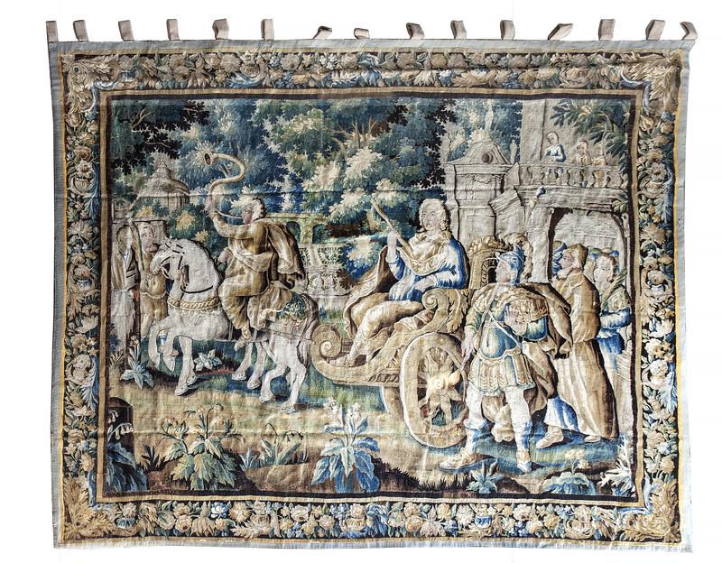 18th Century Tapestry