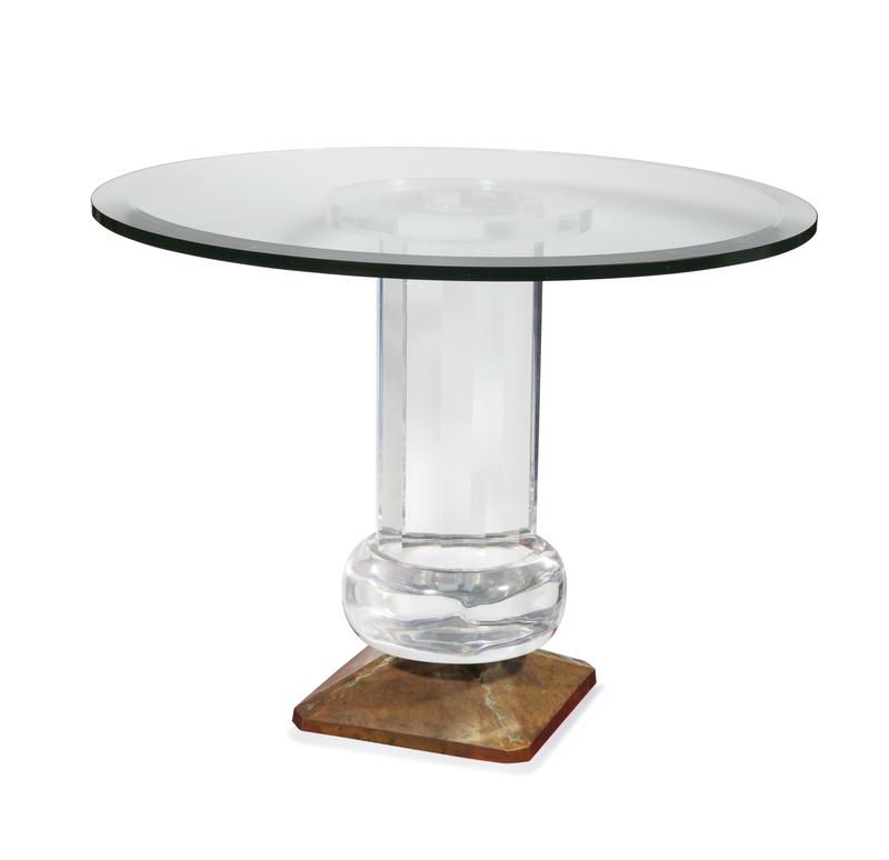 Jeffrey Bigelow Foyer Table,