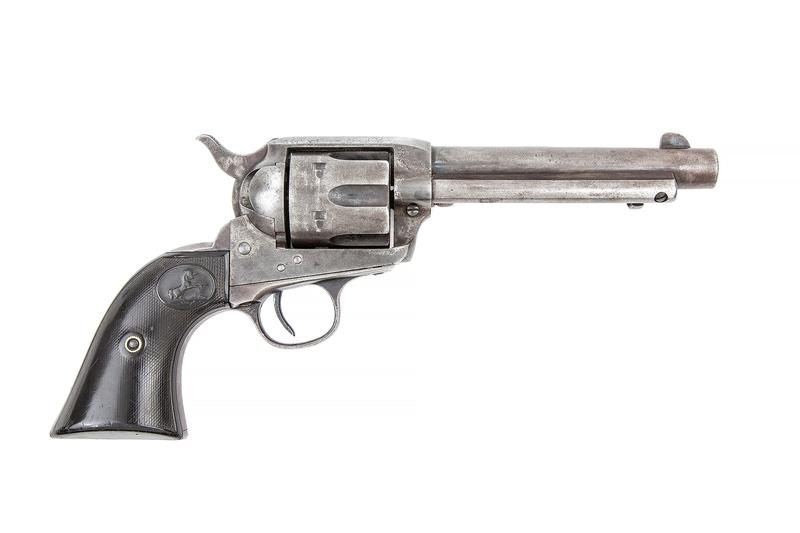 Colt Single Action Revolver in .38 W.C.F.