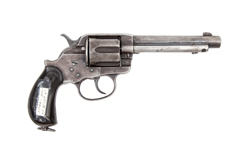 Colt Model 1878 Frontier Six-Shooter Double Action Revolver