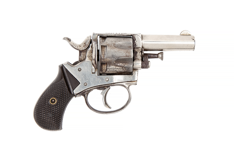 British Bulldog Revolver in .32 Caliber by Forehand and Wadsworth