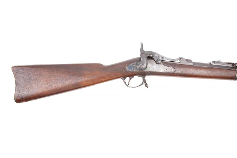 Springfield Model 1873 Trap Door Rifle