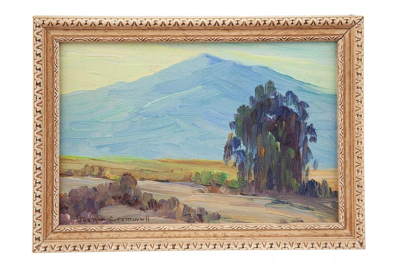 Joane Cromwell (1895-1969) Painting