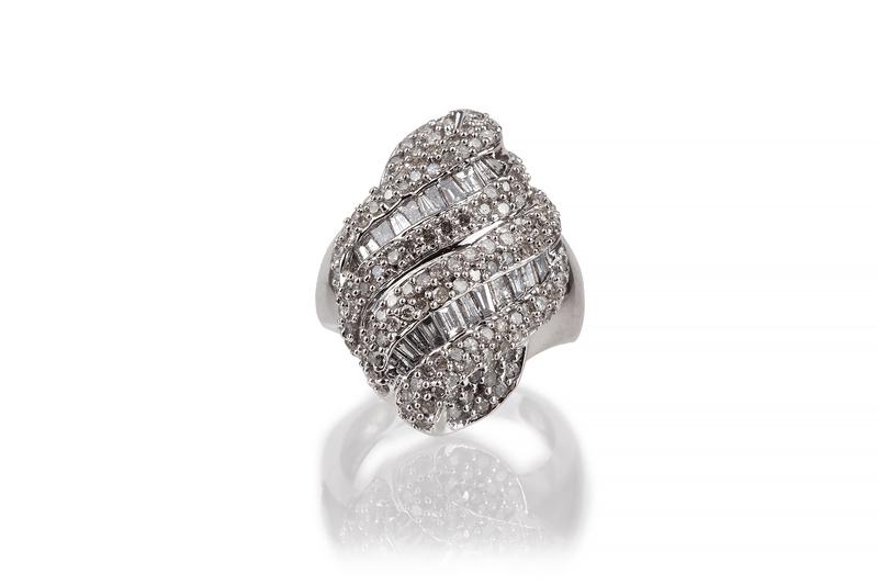 Diamond 10k RIng