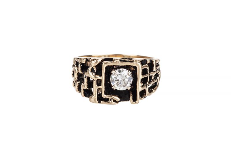 Diamond 14k Ring