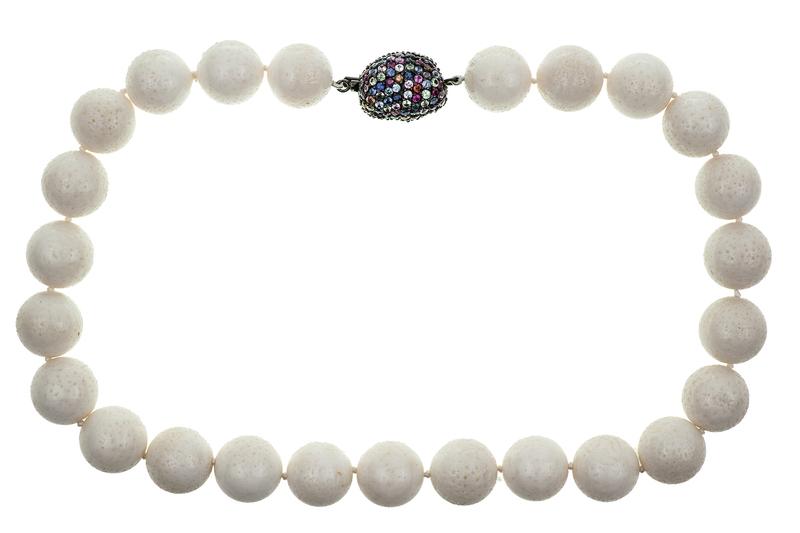 White Coral Necklace (Neiman Marcus)