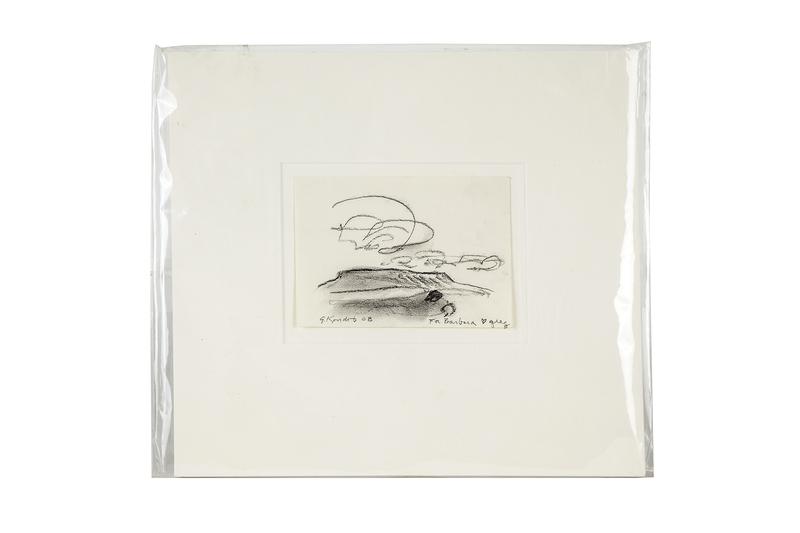 Gregory Kondos (1923-2021) Sketch