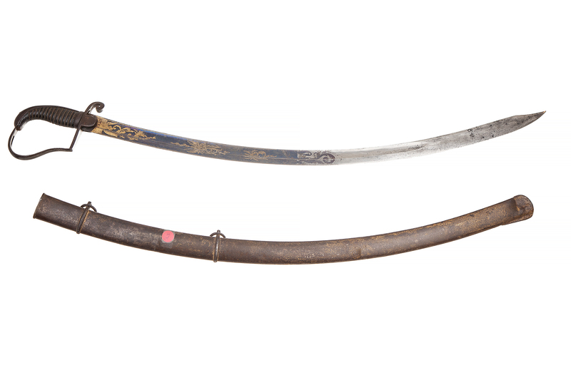 1796 Style Officer's Cavalry Saber Sword
