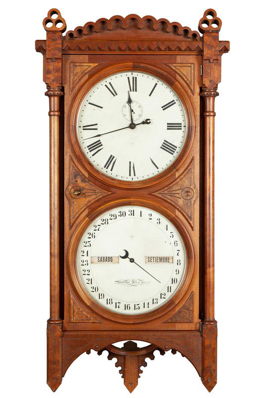 Seth Thomas Calendar Clock No. 5