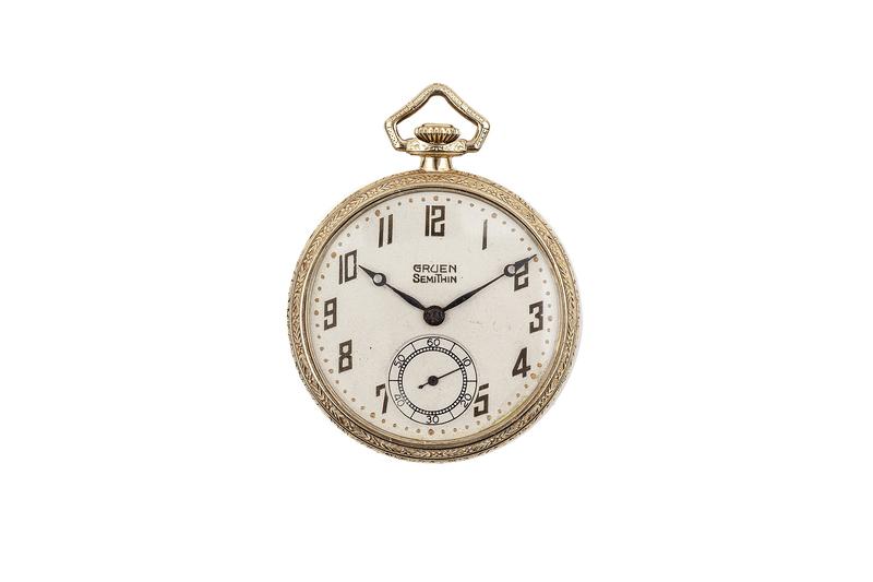 Gruen Pocket Watch